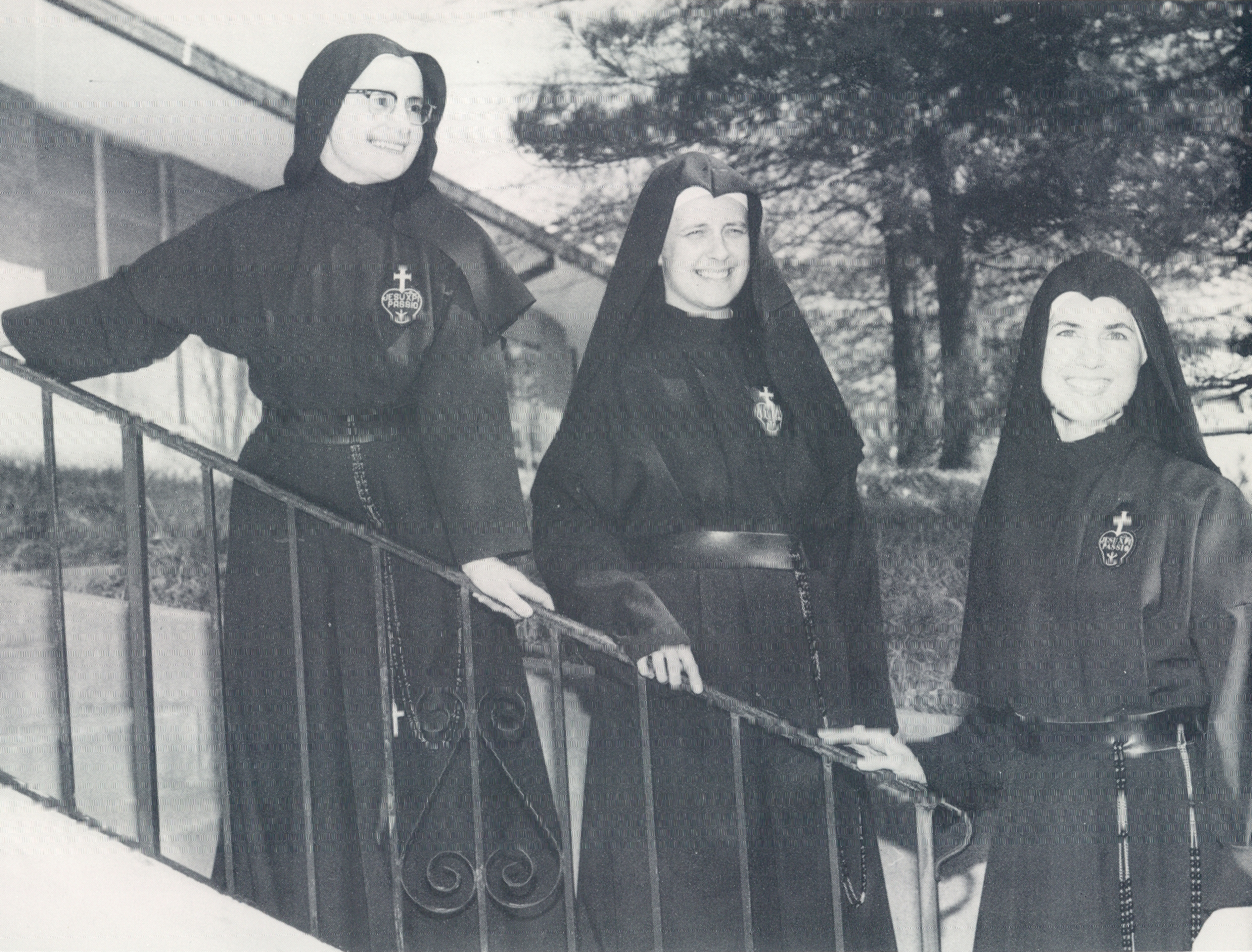 Sisters,Congregation of Sacrid Passion