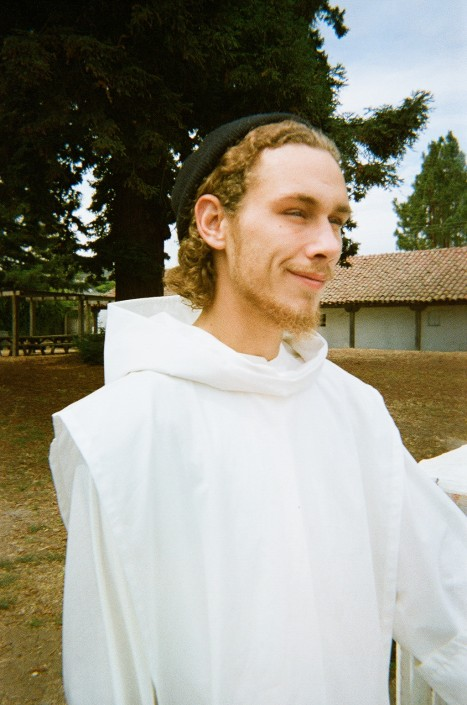 Olivetan Benedictine Habit